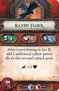 Servant - Raven Flock