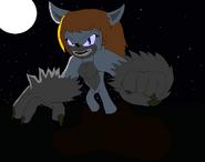 Baxstar Werehog Transformation