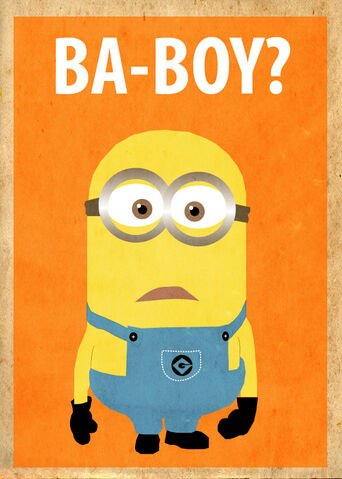 File:Despicable me minion poster by procastinating-d64kxv9.jpg