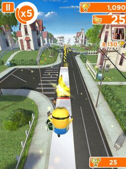 Despicable me minion rush2