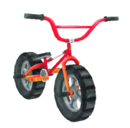 BMX bike for minion
