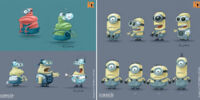 Minions/Gallery
