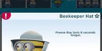 Beekeeper Hat Costume