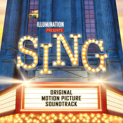 Sing cover front