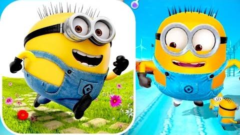 JERRY MINION!!! Despicable Me Minion Rush (Spring Update Gameplay)