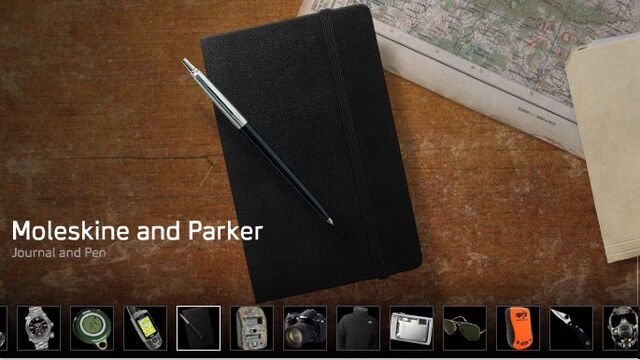 File:Moleskine and Parker.jpg