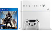 PS4 Destiny Pack Limited Edition case