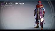 Refraction Melt UI