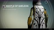 Mantle Of Gheleon