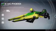 S-32C Phoenix UI