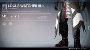 Locus Watcher III (Leg Armor) UI