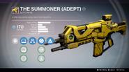 TTK The Summoner Adept