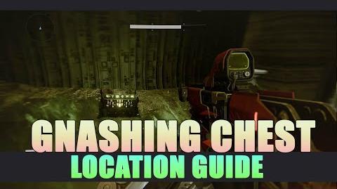 Gnashing Teeth Chest Location Guide - Destiny-Gnashing Chest