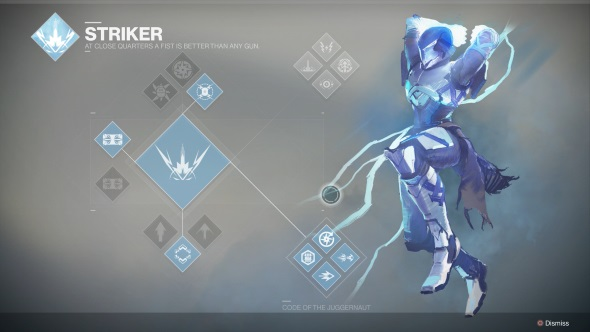 Destiny  Best Pvp Striker Build