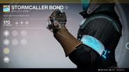 Stormcaller Bond UI