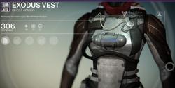 Exodus Vest