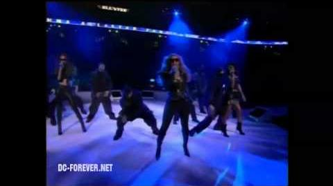 Destiny's Child - Medley Lose My Breath, Soldier (2005 NBA All Star Game)