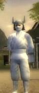 White Ninja Leader (Fullbody)