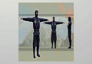 Black Ninja Concept Art2