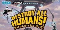 Destroy All Humans! (Japanese Version)