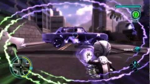 Destroy all humans! Path of the Furon Free roam gameplay 3