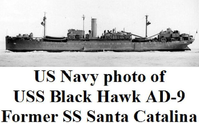 File:USS Black Hawk former SS Santa Catalina.jpg