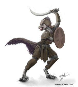Grik-Warrior-by-Eben-Carakav