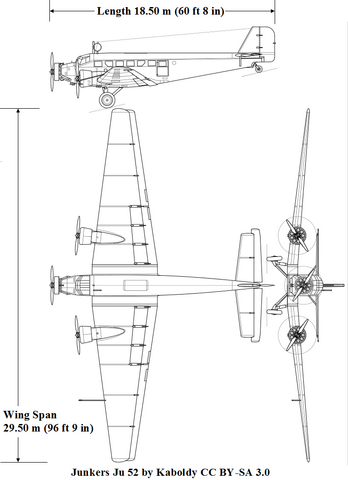 File:Junkers Ju 52 by Kaboldy.png