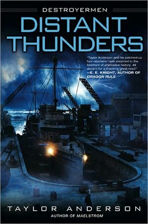 Distant Thunders cover