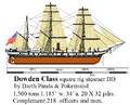 Dowden Class square rig steamer DD.png