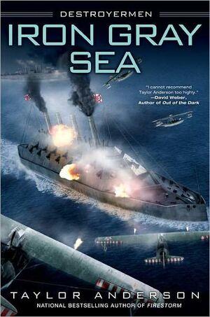 Iron Gray Sea cover