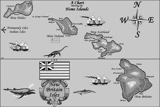 New Britain Isles
