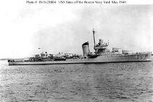 USS Sims DD-409