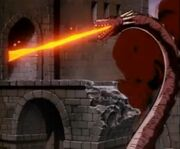 Hydra Fire Attack