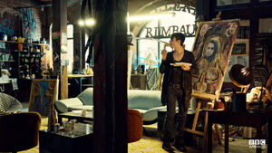 OrphanBlack S1 FelixCrib 08 photo web