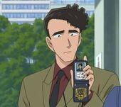 Inspector Shiratori's Badge