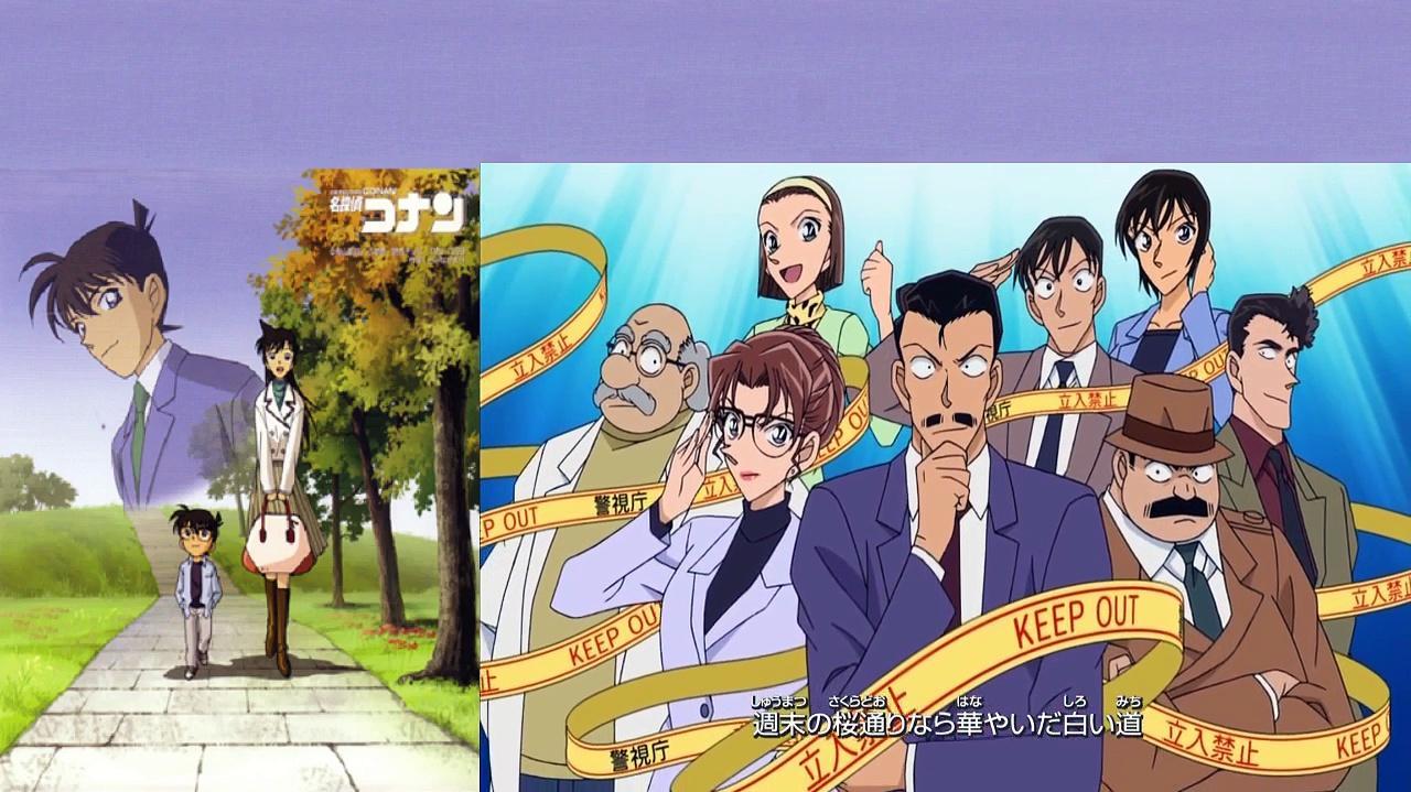 Detective Conan Opening 28