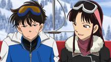 Displeased with Akako