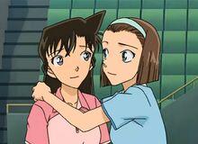 Ran and Sonoko