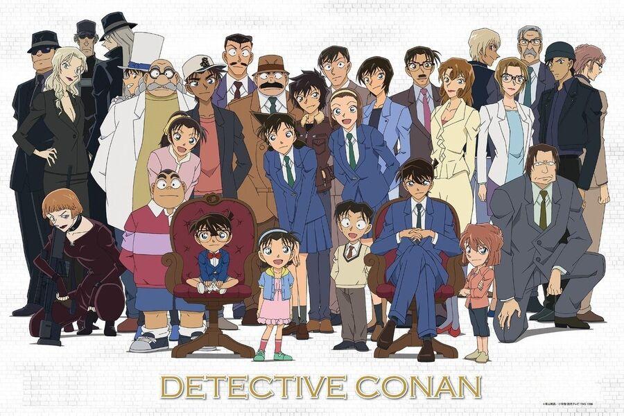 Detective Conan Characters