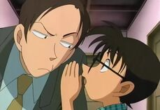 Misao and Conan