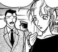 Misao Nakamura manga