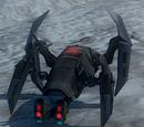 Light spider bot