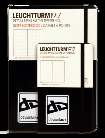 DA Notebook Set by Leuchtturm