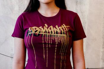 Never Normal T-Shirt -- Brick