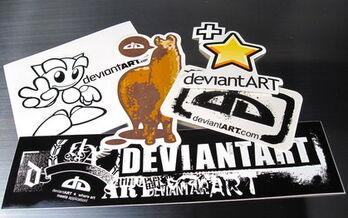 DA Sticker Pack