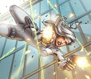 Silver Sablinova (Earth-616) from Marvel War of Heroes 002