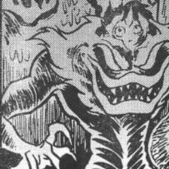 Wagreb watching in fear of Zennon's wrath in a flashback.