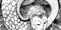 Unnamed Female Snake-Like Devilman