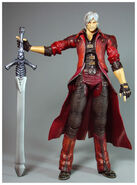 Play Arts Kai DMC4 Dante action figure